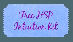 intuition kit blue purple cursive