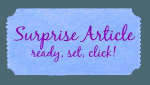 surpise article blue purple cursive