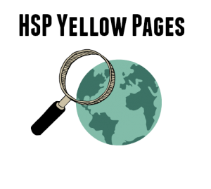 HSP & Empath Yellow Pages - International - The Happy Sensitive