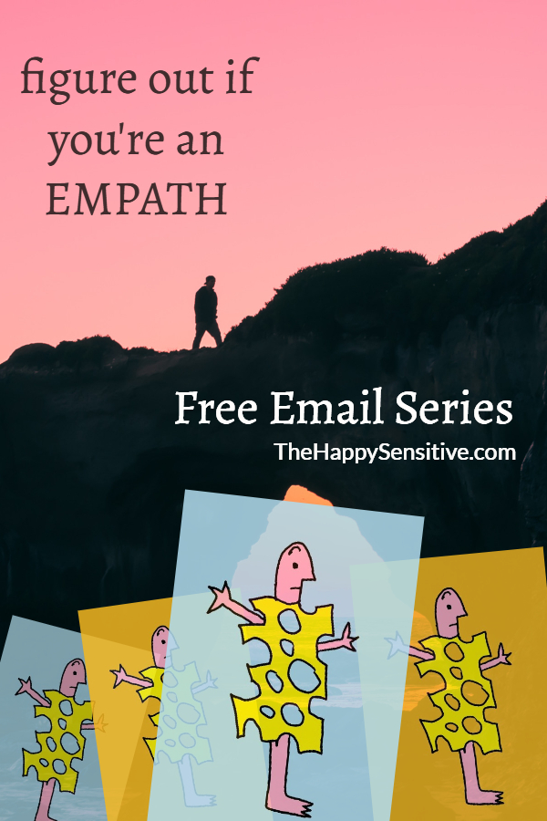 how to figure out if you are an empath free email series